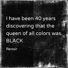Renoir #converttoblack #quote