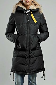 parajumpers april long down coat