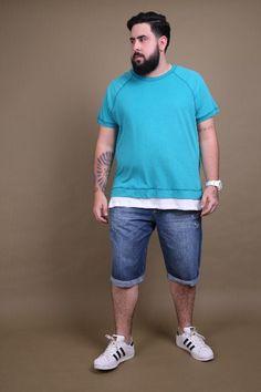 Bermuda Jeans kauê