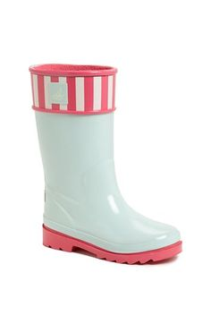 Sperry Top-Sider® Kids 'Pelican' Rain Boot (Walker, Toddler, Little Kid & Big Kid) available at #Nordstrom
