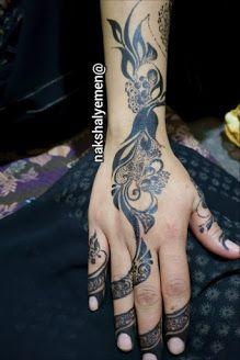 نقش يمني نقش عرايس 2020 روووعه Hand Tattoos Hand Henna Henna Hand Tattoo