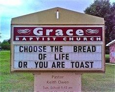 20 Hilarious Church Signs You Have to See to Believe! 20 Hilarious Church Signs You Have to See to Believe! Church Sign Sayings, Funny Church Signs, Church Humor, Funny Signs, Church Memes, Funny Church Quotes, Humorous Quotes, Christian Jokes, Clean Christian Humor