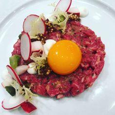Beef tartare Cobb Salad, Beef, Food, Meat, Essen, Meals, Yemek, Eten, Steak