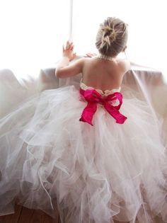 girl tutu dress | Flower girl tutu dresses for Wedding