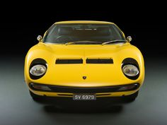 1971 - 1972 Lamborghini Miura SV the lamborghini miura sv also known as the was introduced in essentially an updated miura s the sv was the last and most famous miura. Sv Lamborghini, Ferrari, Maserati Ghibli, Racing Seats, Pretty Cars, Most Expensive Car, Air Conditioning System, Limited Slip Differential, Real Leather