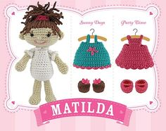"Free pattern for ""Forever Friends Dolls""!."