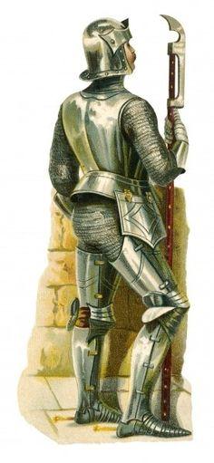 Skrot - Victorian Die Cut - Victorian Scrap - Tube Victorienne - Glansbilleder - Plaatjes: Knight, Gentleman, etc. - riddare, mina herrar etc. - Chevaliers, messieurs etc