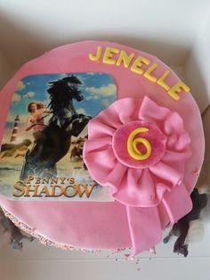 Paardentaart voor Jenelle. gefeliciflapstaart! #tinkies #taarten & #gebak