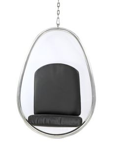 Balloon Hanging Chair, Black
