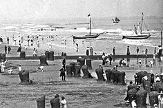 Oude foto's van Zandvoort Amsterdam, Netherlands, Holland, Dolores Park, Entertaining, Beach, Travel, The Sea, The Nederlands