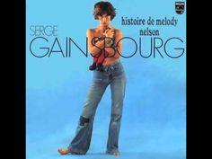 Serge Gainsbourg - Histoire De Melody Nelson [Full Album] - YouTube