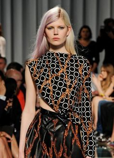 Louis Vuitton's Resort 2015 Pastel Hair Color Trend - Vogue/I had this hair color in 13!!!
