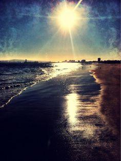 Long Beach, California - take me there.