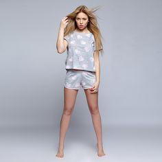 0f424d78e8523 Женские пижамы с шортами: лучшие изображения (17) в 2018 г. | Roxy ...