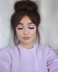 """1,682 gilla-markeringar, 34 kommentarer - G i n a B o x ♡ (@ohmygeeee) på Instagram: """"When he calls you princess Inspo by @daisymarquez_ Brows- @anastasiabeverlyhills pomade in…"""""""