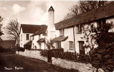 Town Farm, North Curry, Somerset, England. Some of my ancestors were from North Curry - if you're researching the Denman, Broom or Baskett families, do get in touch! esjones <at> btopenworld.com