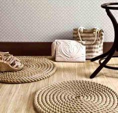 Saiba como fazer trabalhos manuais com cordas aí na sua casa, com as ideias DIY que separamos, e os modelos que vão lhes ajudar na criação.