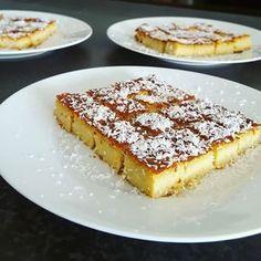 un gâteau sans gluten et presque léger