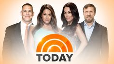 John Cena, Daniel Bryan and The Bella Twins to appear on 'TODAY' this Friday