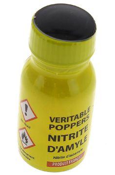 Poppers véritable au nitrite d'amyle - 13 ml - Articles érotiques/Poppers et arômes - Maxim'Hom