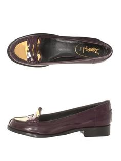 Charlotte penny loafers