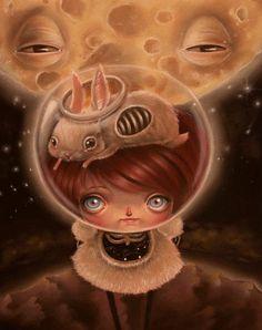 Ania Tomicka  #illustration