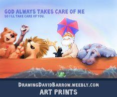 #noah #animals #friends #bear #lion #hippo #sundayschool #art #nursery #bible #biblestory