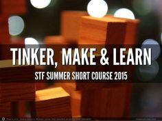 Tinker, make & learn