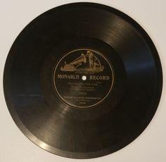 Good Bye My Lady Love 78 RPM Monarch Record # 2851 (#2225) by CherishedAgain on Etsy