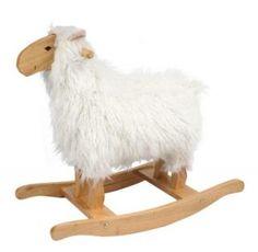 Keinulammas, keinuhevoset, keinuhevonen, lammas keinuhevonen | Leikisti-verkkokauppa