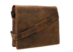 Amazon.com: Visconti Crossbody Messenger Bag A4 Plus - Hunter Distressed- Genuine Leather-16054 Black: Clothing