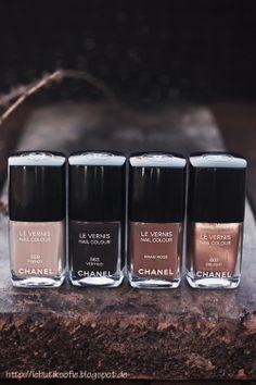 Chanel Le Vernis | Butiksofie