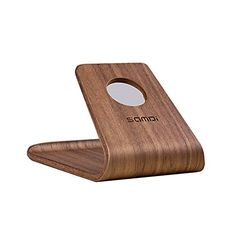 StrongFirst Mobile Cell Phone Stand Wood - Best Holder For iPhone 6 100c43a7f