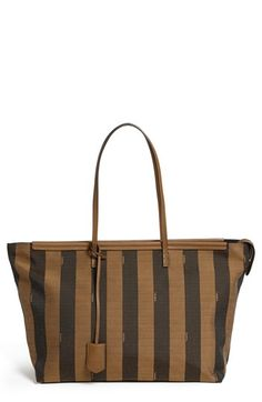 Fendi 'Pequin Roll' Tote available at #Nordstrom