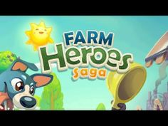 Check out the universal gameplay video of Farm Heroes Saga! #gameplay #gameplayvideo #iosgames