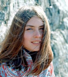 A fresh-faced, young Debbie Harry