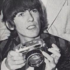 George Harrison photographic passion