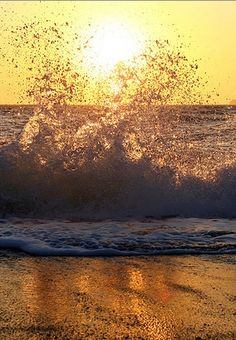 Wave || Full Size : http://www.scenerypictures.org/summer-landscape/wave/ || #landscape, #scenery, #nature, #photography