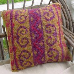 Konya Pillow Pattern PDF on Etsy, $5.00