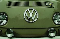 VW. Who doesn't love the bus? Recognize.
