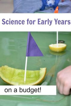 Science for early ye