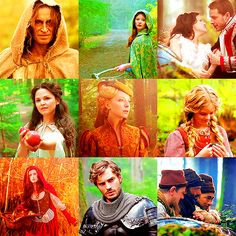 Once Upon a Time - I love this show!!