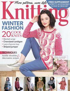 Knitting February 2015 - 轻描淡写 - 轻描淡写