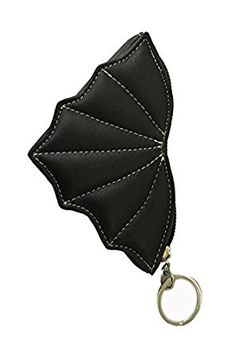 Banned Alternative Goth Doom Shadow Bat Wing Purse - Black / One Size at Amazon Women's Clothing store: