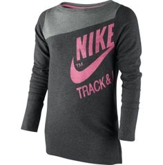 Nike Girls' Track and Field Shirt....I want!