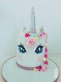 Unicorne Cake, Cakes, 5th Birthday, Birthday Cake, Desserts, Food, Tailgate Desserts, Deserts, Cake Makers