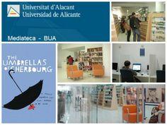 En la planta baja del edificio Biblioteca General. Universidad de Alicante. Teléfono: 965903400. Extensión: 2208. E-mail: mediateca@ua.es. __________________________ Director: Jesús Rodríguez Vialard Teléfono: 965 90 3567