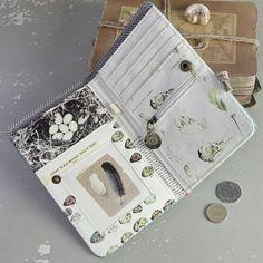 Disaster Designs 'Wander' Observers Notes Wallet