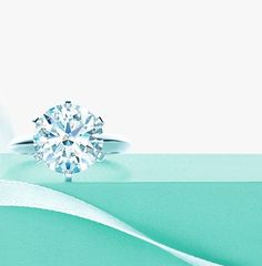 Tiffany ring. I think I have standards a bit more than my pocket book will allow..