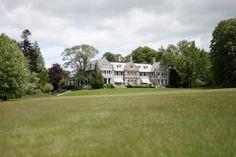 Blithewold Mansion in Bristol, Rhode Island. Christine Chitnis